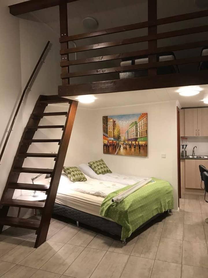 Bogga´s new studio apartment in Hvolsvöllur