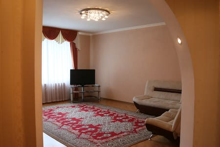 cosy downtown 3 bedroom apartment - 喀山