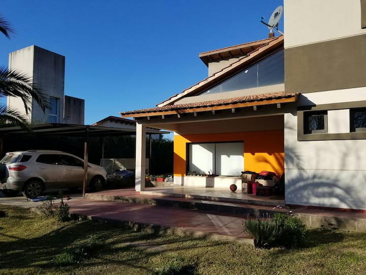 Casa Country La Paloma, V. Allende