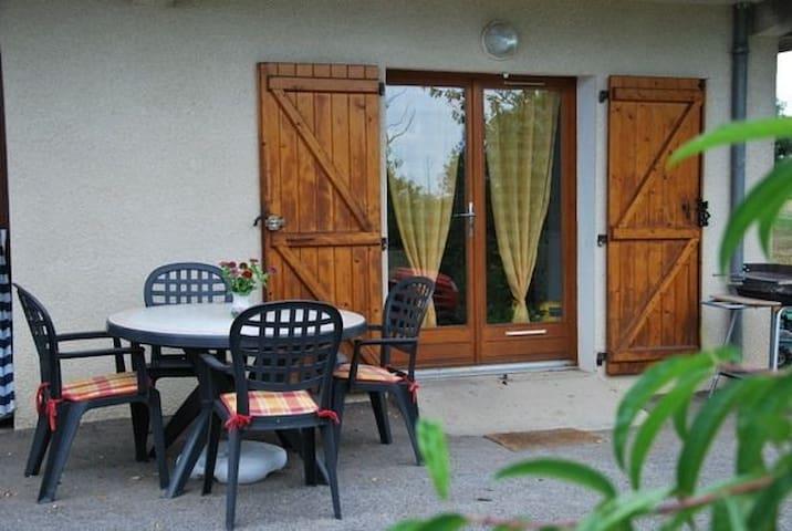 le gîte des cerisiers (2 clés vacances) - La Salvetat-Peyralès - Apartment