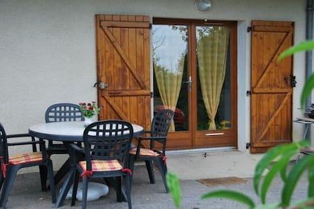 le gîte des cerisiers (2 clés vacances) - La Salvetat-Peyralès - Apartament