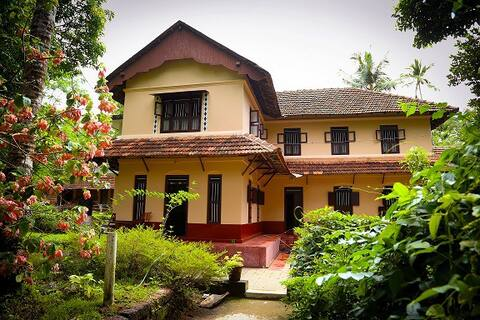 The Thalathoor Heritage-Home Away from Home