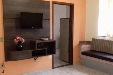 Amplo apartamento em Piuma-ES