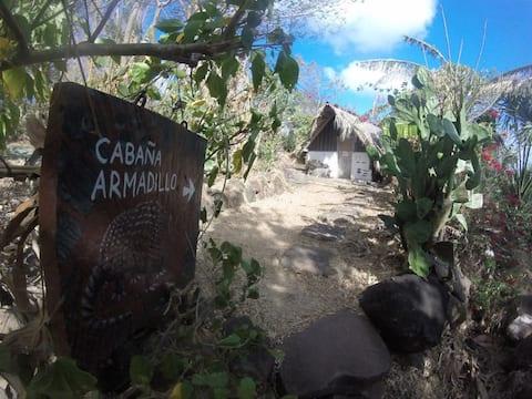El Zopilote-Armadillo Hut-Permaculture Farm