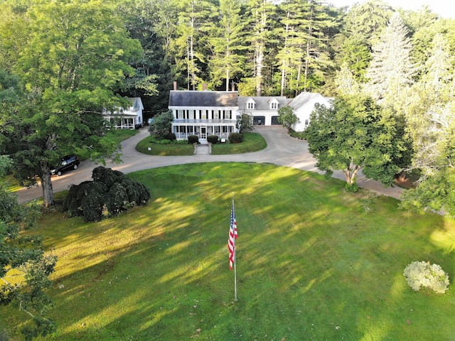 Historic Bed &Breakfast on Webster Lake ,NH