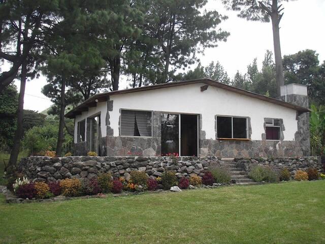 Casa en Lago Atitlán, Cerro de Oro.