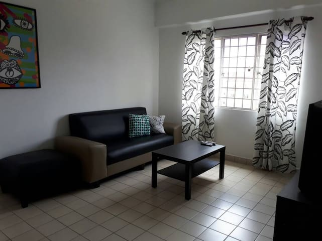 Cozy&Convenient Apartment in Cheras-near KL centre