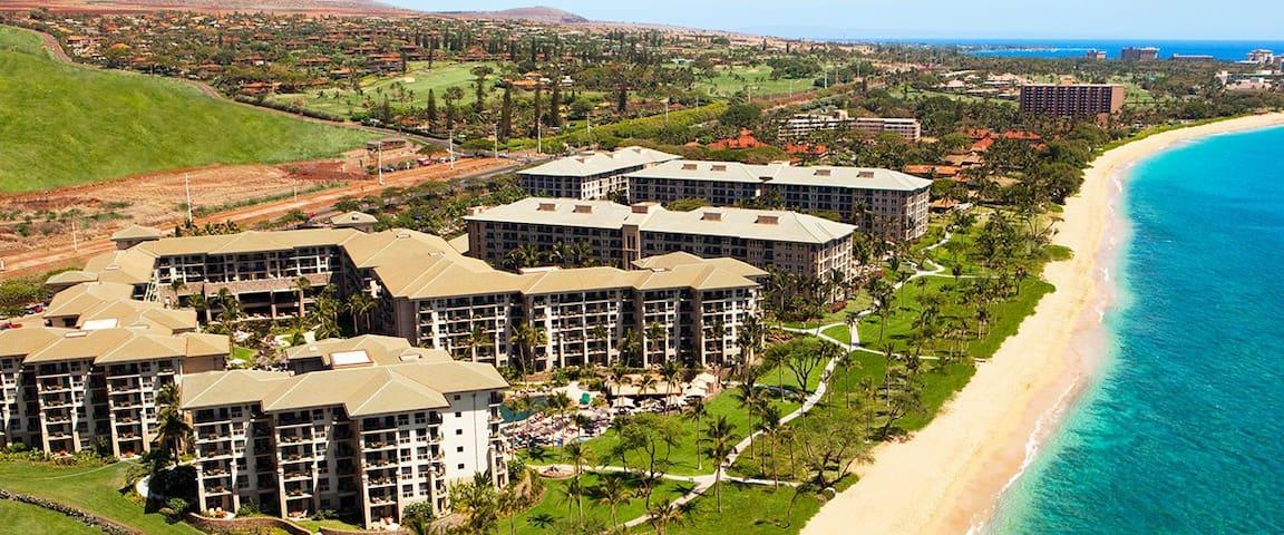 Kaanapali Westin Ocean Villas - 2BR - Lahaina - Apto. en complejo residencial