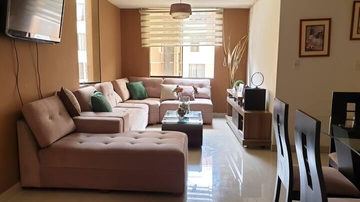 Habitaciones confortables  en  Surco