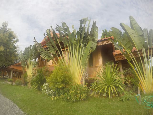 Ruen Sangtawan-Homestay - Mueng - บ้าน