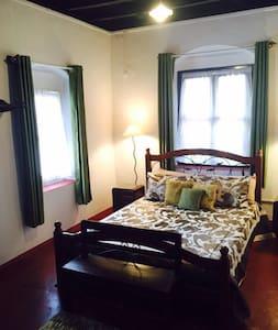 The Rose room, old world charm - Madikeri