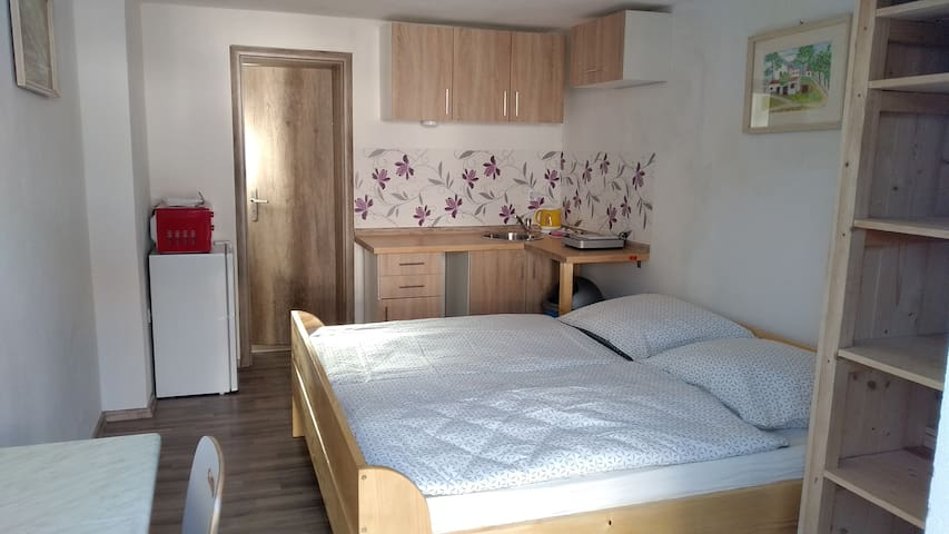 Ubytování Dagmar - 2 lůžkový apartmán 2.