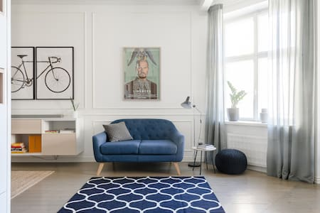 Spacious design studio in the heart of Helsinki