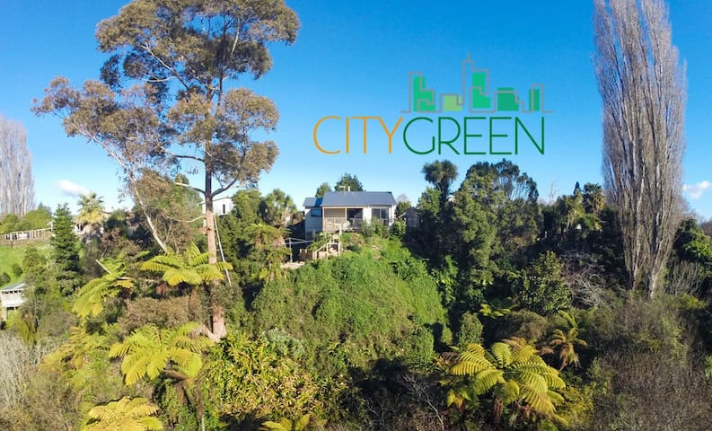 {CityGreen} Modern, Central/Stadium, Great Outlook