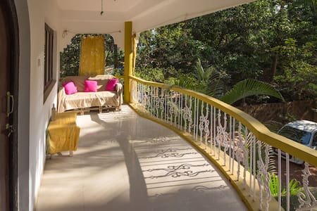 2 double bedroom apartment, near Palolem beach - Canacona - Apartment