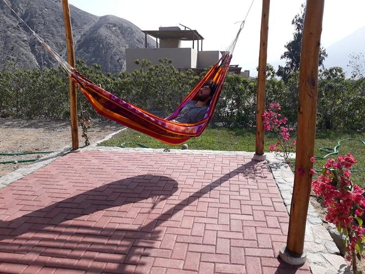 Preciosa Casa de Campo en Cieneguilla