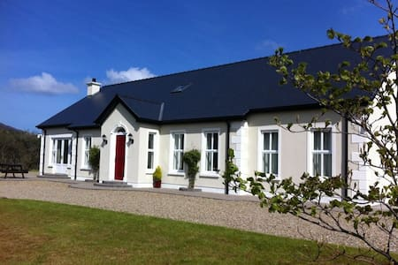 Remote  Luxury on the Wild Atlantic Way - County Donegal