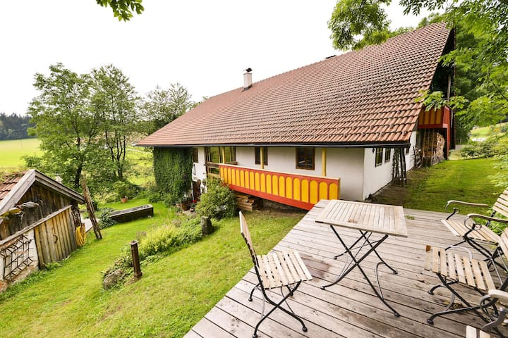 Cosy Apartment in Altreichenau near the Forest