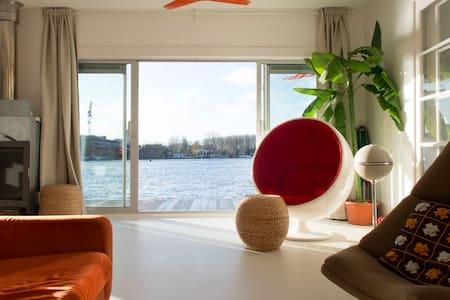 Amsterdam Design House Boat XXL - Amsterdam