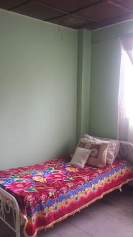 Big room in charming town - Puente Nacional - Huis