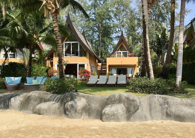 Dream villa, 5 bedrooms, pool and beachfront! - Ko Chang - Villa