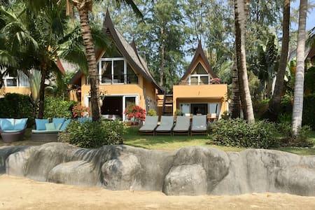 Dream villa, 5 bedrooms, pool and beachfront! - Ko Chang - Vila