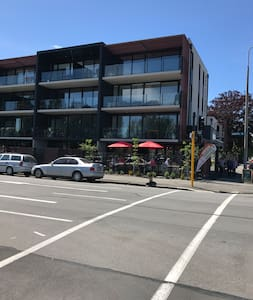 Brand new inner city apartment - Christchurch