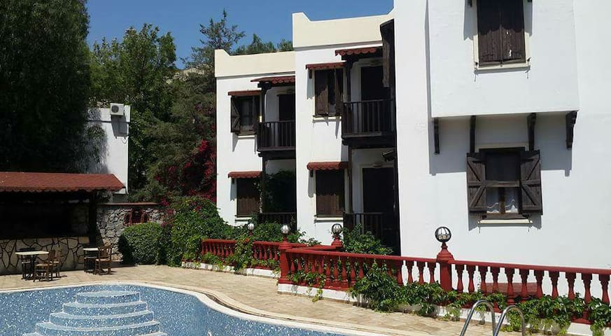 Close to beach and Bodrum center - Torba Mahallesi - Apartemen