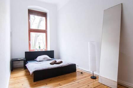 Cosy Room 10min toTXL,ZOB HBF,MITTE - Berliini - Huoneisto