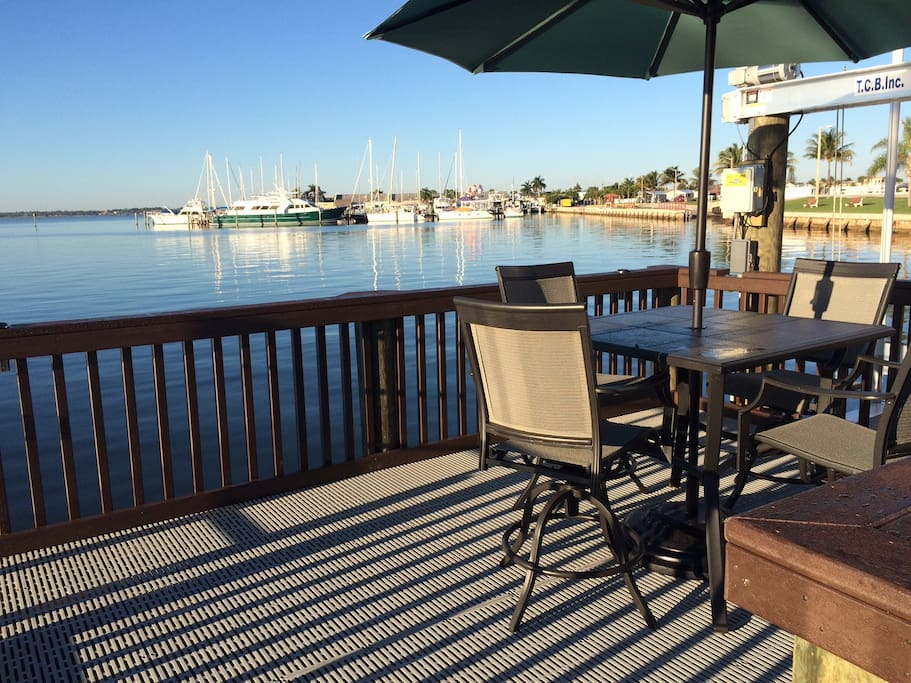 Jensen Beach Waterfront Restaurants