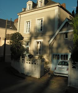 Deux chambres en centre ville de Craon - Craon - 独立屋
