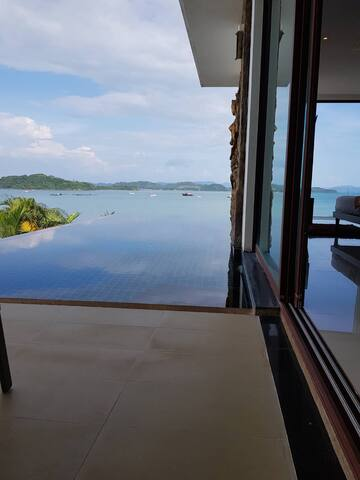 AoPor ocean villa