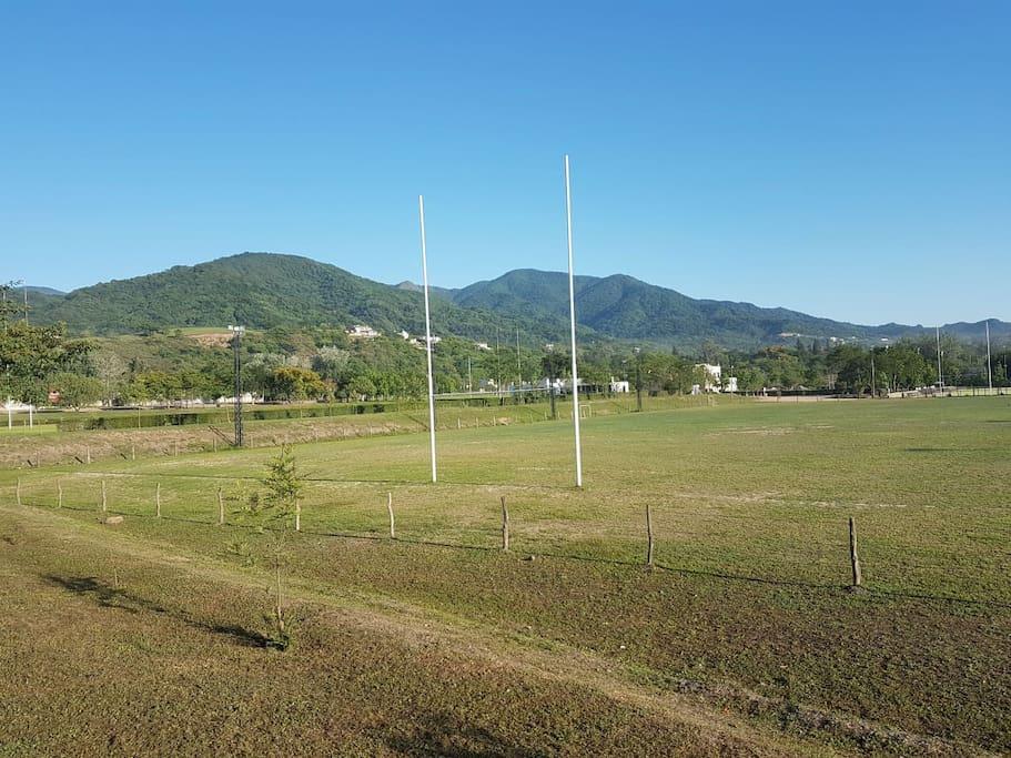 Club de Rugby Tigre de Salta cercano a la vivienda
