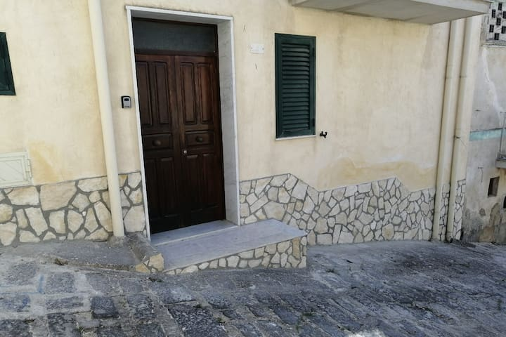Authentic Sicilian village House