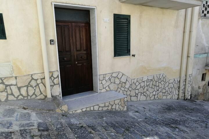 Authentic Sicilian village House