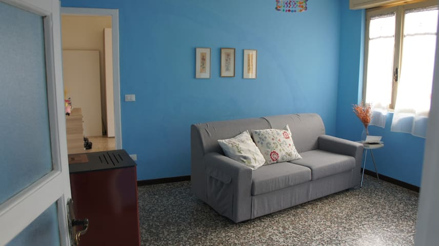 NEW! Charming apartment near sea!