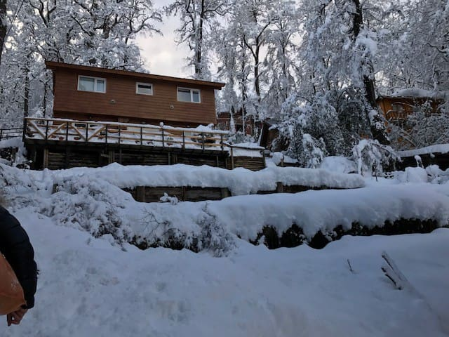 Casa de Montaña a 5km del centro
