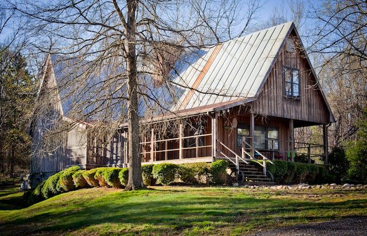 Peaceful Shenandoah Valley Getaway