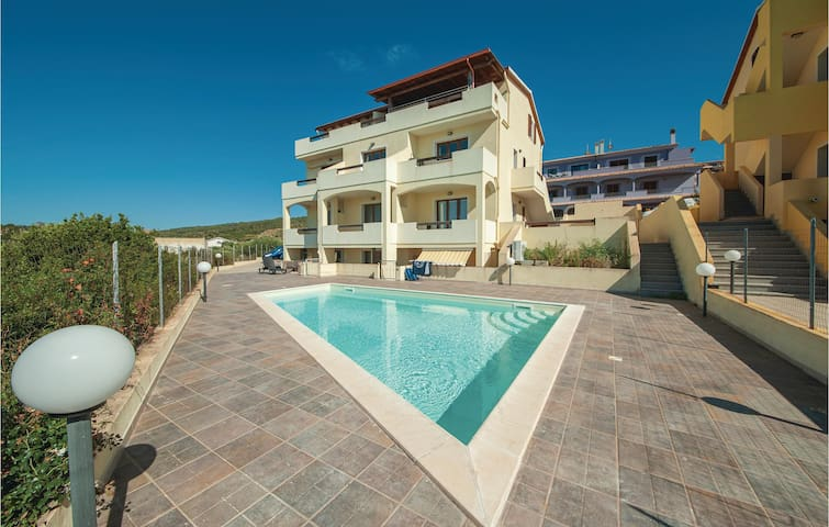 Holiday apartment with 2 bedrooms on 60m² in Castelsardo SS