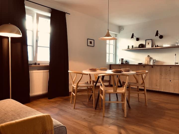 Neues Suite-Apartment im stilvollen Bed&Breakfast