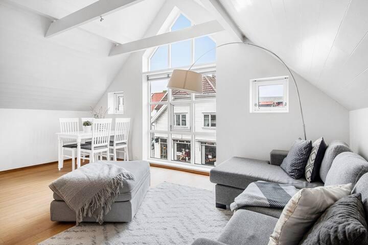 Moderne leilighet i Stavanger