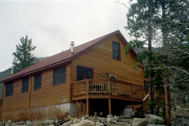 Cinnamon Bear Cabin at Mount Elbert Lodge - Twin Lakes - Cabaña
