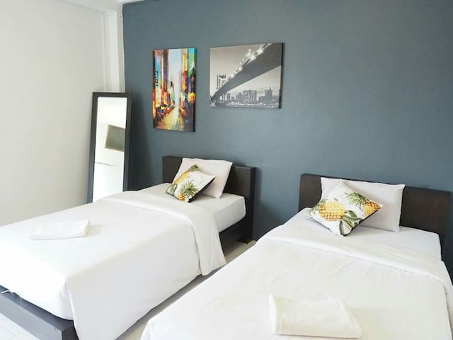 The Color Express Hotel - Muang district - Butik otel
