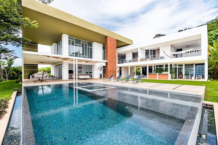 Ocean View Mansion w/ Full Concierge Service