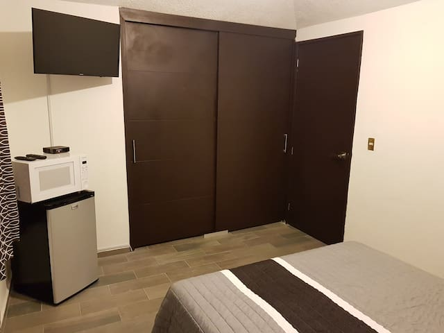Comoda habitación en Metepec.