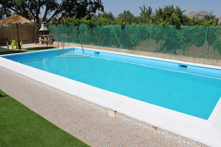 Huerta Espinar - Country house with private pool