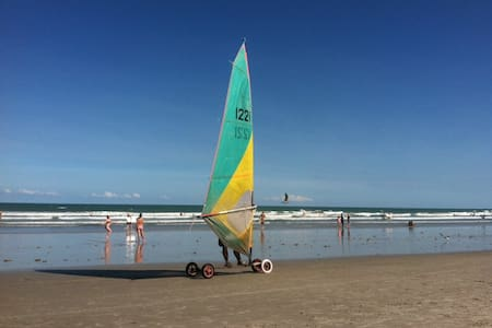 Beautiful Beach Getaway! Fall Specials.  Book now. - Cape Canaveral - Társasház