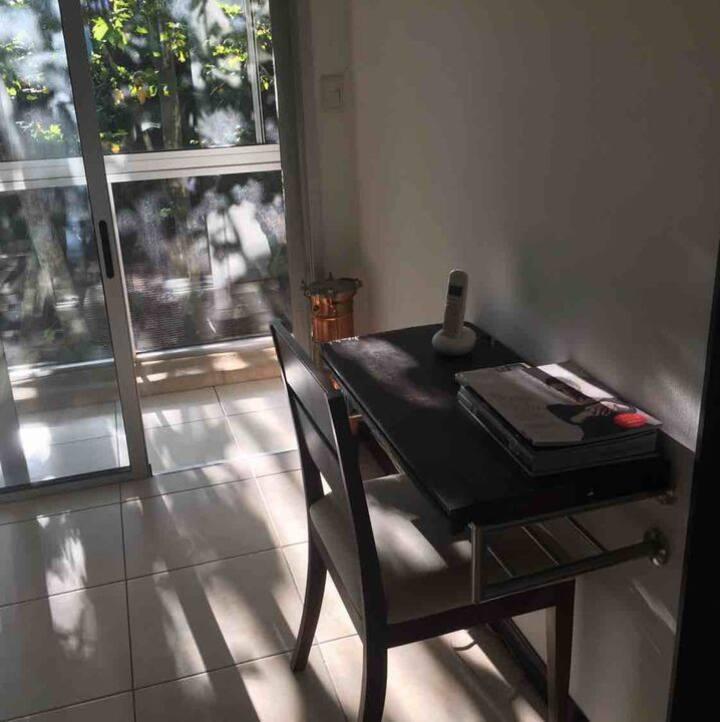 Ngân Hà modern apartment  It is a very bright,