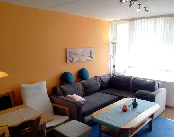 Moderne Ferienwohnung mit Westbalkon - Altenau - Pis