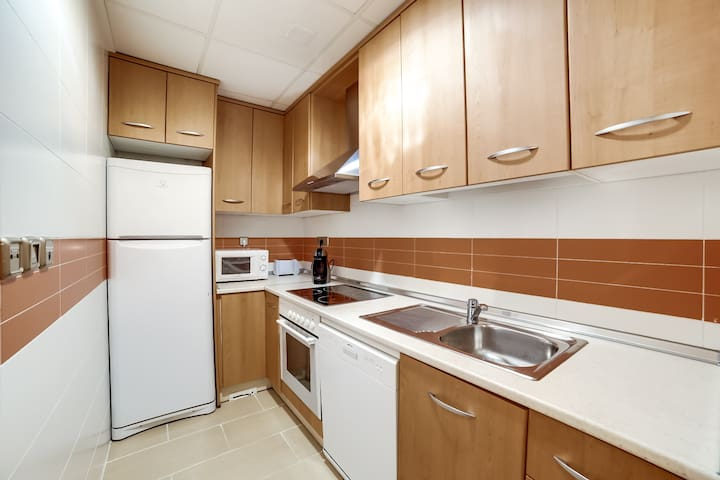 Apartamento Nuevo en Albacete - Albacete - Leilighet